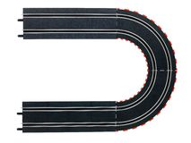 Slot Cars Stock Photo