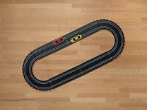 Slot Cars Royalty Free Stock Photography