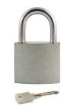 Slot en sleutel stock afbeeldingen