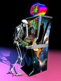 Slot gaming addiction Royalty Free Stock Images