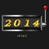 slot 2014 Stock Photo