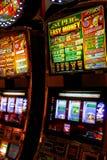 Slot machine Immagine Stock