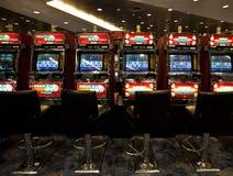 Slot machine Fotografie Stock Libere da Diritti