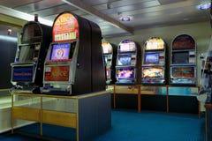 Slot machine Immagine Stock Libera da Diritti