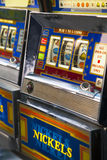 Slot machine Fotografia Stock