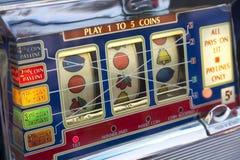 Slot machine stock photos