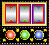Slot machine Royalty Free Stock Images
