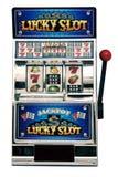 Slot machine imagens de stock