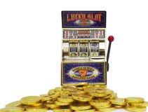 Slot machine Fotografia de Stock Royalty Free