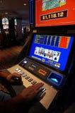 Slot machine di Las Vegas Fotografia Stock Libera da Diritti