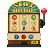 Slot Machine Icon Royalty Free Stock Photography