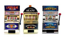 Slot machine Royalty Free Stock Images