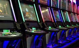 Slot machine Royalty Free Stock Photos