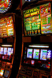 Slot Machines Stock Image