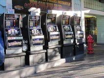 Slot Machines Royalty Free Stock Photo