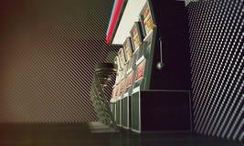 Slot machines Stock Photos