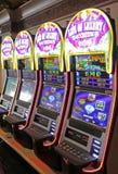 Slot machines Stock Image