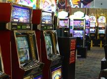 Slot machines in Las Vegas, Nevada Stock Photos