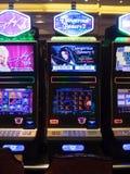 Slot Machines in Las Vegas, USA Stock Image