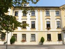 Slot Tsjechische Republiek Stock Afbeeldingen
