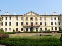 Slot Tsjechische Republiek Royalty-vrije Stock Foto