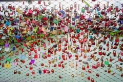 Slot van liefde Stock Foto