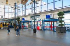 Sloterdijk Station  - Amsterdam Royalty Free Stock Photo