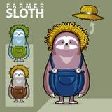 sloth Fotos de archivo
