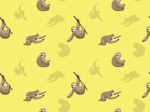 Sloth Wallpaper 2. Animal Wallpaper EPS10 File Format Stock Photos
