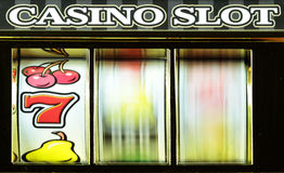 Slots Royalty Free Stock Photo
