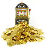 Slots Royalty Free Stock Photography