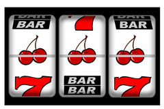 Slots Stock Images
