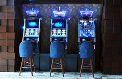 Slots machines Fotografia de Stock Royalty Free