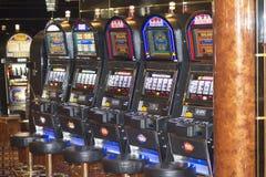 Slots machines Foto de Stock