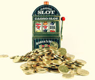 Slots Stock Photography
