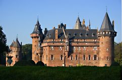 slott Fotografering för Bildbyråer