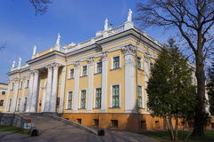 Slott. Arkivbild