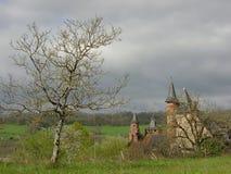 slott Royaltyfria Foton