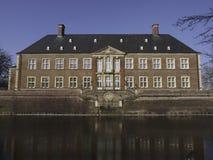Slott av Ahaus Royaltyfri Foto
