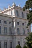 Slott av Ajuda i Lissabon, Portugal Royaltyfri Foto