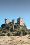 Slott av Almodovar del Rio Royaltyfria Foton