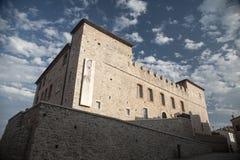 Slott av Antibes Royaltyfri Foto