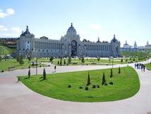Slott av bönder kazan Royaltyfria Bilder