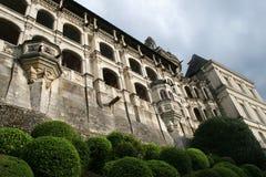 Slott av Blois Arkivbild