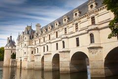 Slott av chenonceauen Royaltyfri Fotografi