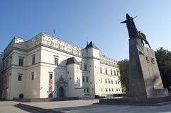 Slott av de storslagna hertigarna Royaltyfri Foto