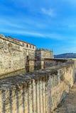 Slott av den kungliga styrkan (Castillo de la Verklig Fuerza), fästning Royaltyfri Foto