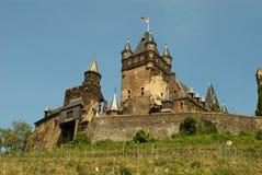 Slott av den sydliga Tysklandet Arkivbild