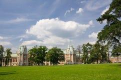 Slott av drottningen Ekaterina Second Great arkivfoton
