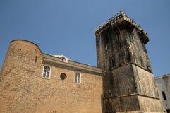 Slott av Estremoz Royaltyfria Bilder